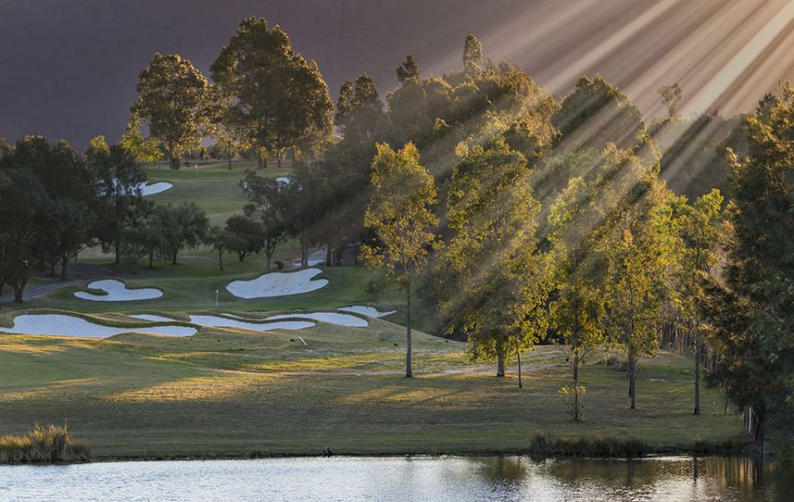 Golf Day at Australian FENCING Conference 2021